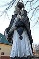 Kocsola, Nepomuki Szent János-szobor 2021 09.jpg