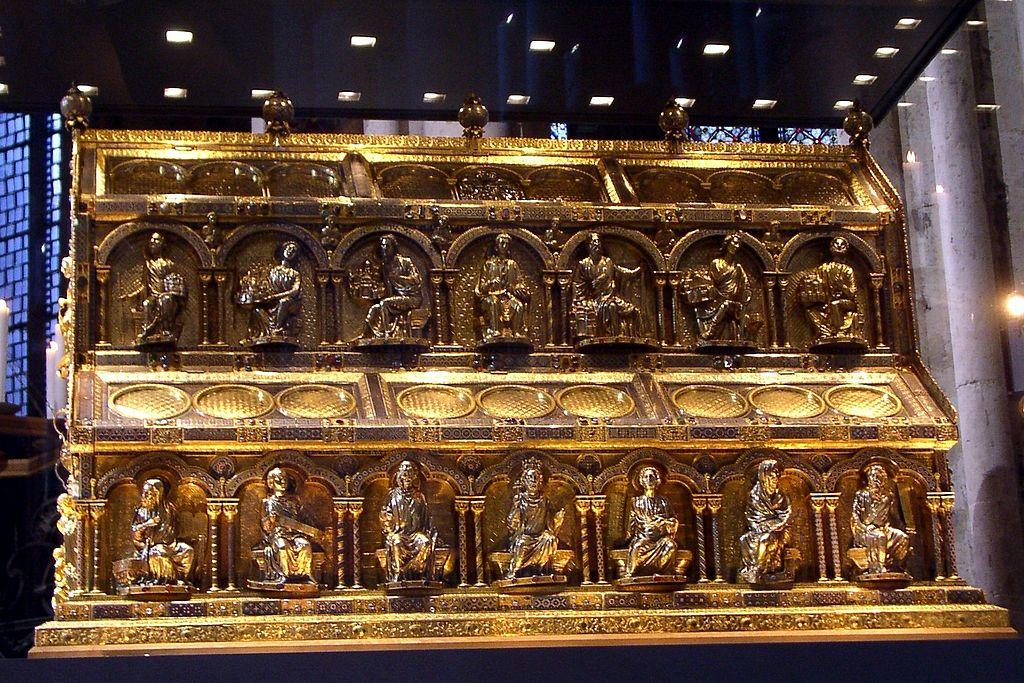 Kolonia - Relikwiarz Trzech Kroli