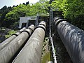 Komaki power station penstock.jpg