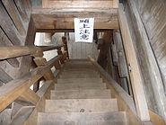 Komyoji,-Kamakura gate stairs