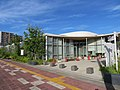 Konosu City Fukiage Lifelong Learning Center, Fukiage Children's Center, Fukiage Library 1.jpg