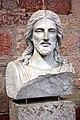 Konstantinbasilika - Jesus, Gustav Kaupert um 1880.JPG