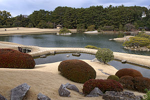 Monuments of Japan - Okayama Prefecture's Kōraku-en is a designated Special Place of Scenic Beauty