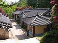 Korea-Andong-Dosan Seowan 3013-06 museum.JPG