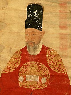 Korea-Yeongjo-King of Joseon-c1.jpg