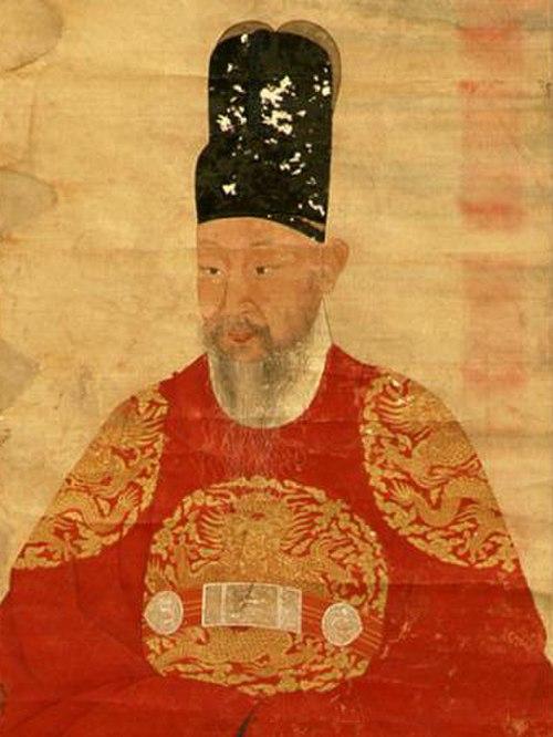 Korea-Yeongjo-King of Joseon-c1