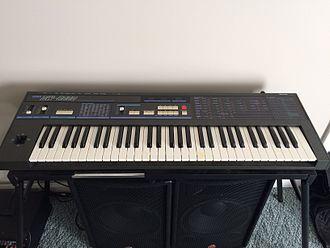 Korg DW-6000 - Korg DW-6000