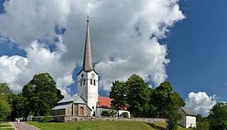 Small borough in Harju County, Estonia