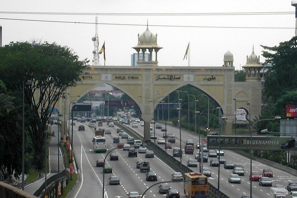 Kota Darul Ehsan, Kuala Lumpur-Selangor