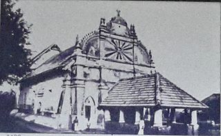 St. Marys Jacobite Syrian Cathedral, Kothamangalam Church in Ernakulam, India