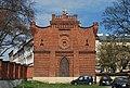 Kraków Kur's Fraternity pavilion, Strzelecki Park, 3 Topolowa street, Krakow, Poland.jpg