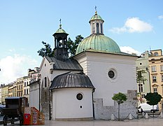 Krakow St Adalbert's Church 20070804 0912.jpg