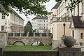 Kremsmünster Stift Brücke Graben.jpg
