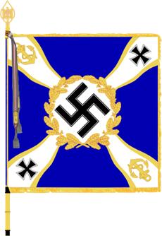 Kriegsmarine land flag