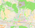Krzeszowice location map.png