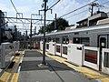 Kuhombutsu Station platform 02.jpg