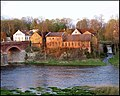 Kuldiga. The Bridge and the Watermill - panoramio.jpg