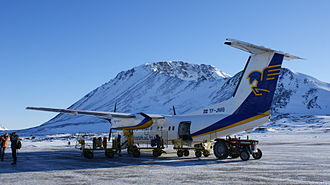 Greenland Airport Authority - Air Iceland is the only non-Greenlandic airline providing scheduled international connections to Greenland