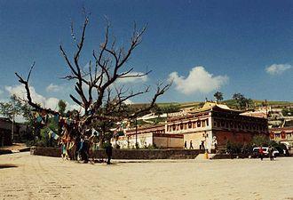 Kumbum Monastery - Kumbum Monastery