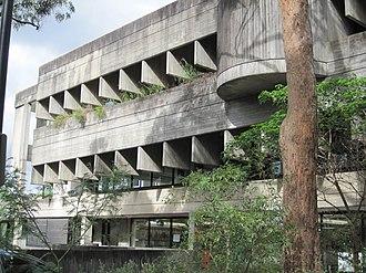 UTS Library - Image: Kuring gai Campus Library