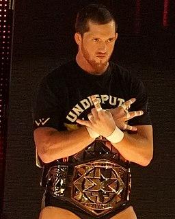Kyle OReilly Canadian professional wrestler (born 1987)