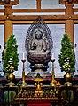 Kyoto Daigo-ji Kondo (Haupthalle) Innen Altar 4.jpg