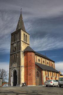 Ponson-Dessus Commune in Nouvelle-Aquitaine, France