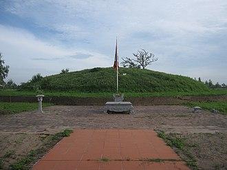 Trần Nhân Tông - Đức Lăng - The tomb of Trần Nhân Tông in Thái Bình Province, Vietnam