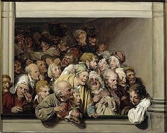 Musée Lambinet - Image: L L Boilly Une loge