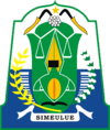 Official seal of Simeulue Regency