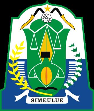 Simeulue Regency - Image: LOGO KABUPATEN SIMEULUE