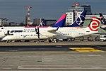 LOT, SP-EQF, Bombardier Dash 8 Q400 (40664429653).jpg