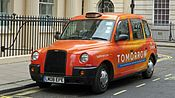 LTI TX4 taxicab,London (21828163991).jpg