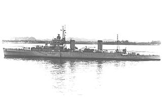 Argentine Navy cruiser, used also for training.