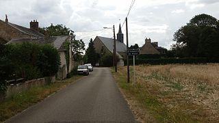La Chapelle-du-Noyer Commune in Centre-Val de Loire, France