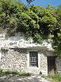 La Roche-Guyon (95), bove, rue Vieille-Charrière de Gasny 2.JPG