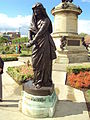 Lady Macbeth statue, Stratford-upon-Avon - DSC08965.JPG