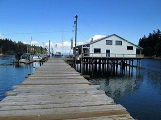 Lakebay, Washington Unincorporated community in Washington, United States