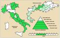 Lamium galeobdolon montanum - Distribuzione.png
