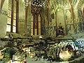 Landschaftskrippe und gotische Fresken - panoramio.jpg