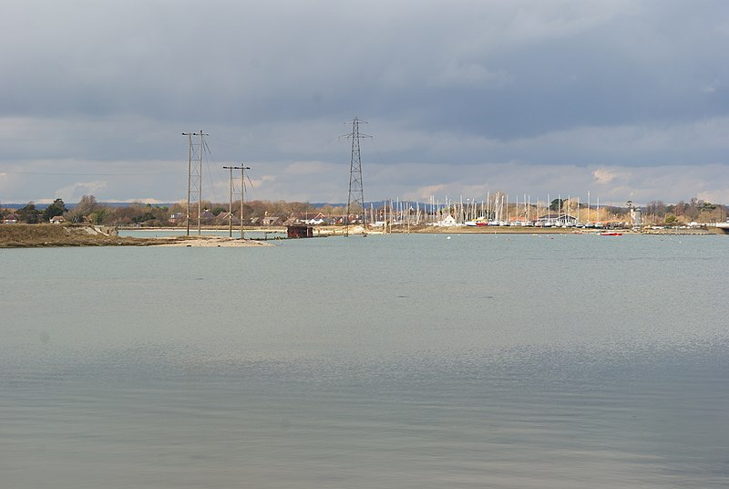 File:Langstone Harbour, Hampshire - geograph.org.uk - 1729210.jpg