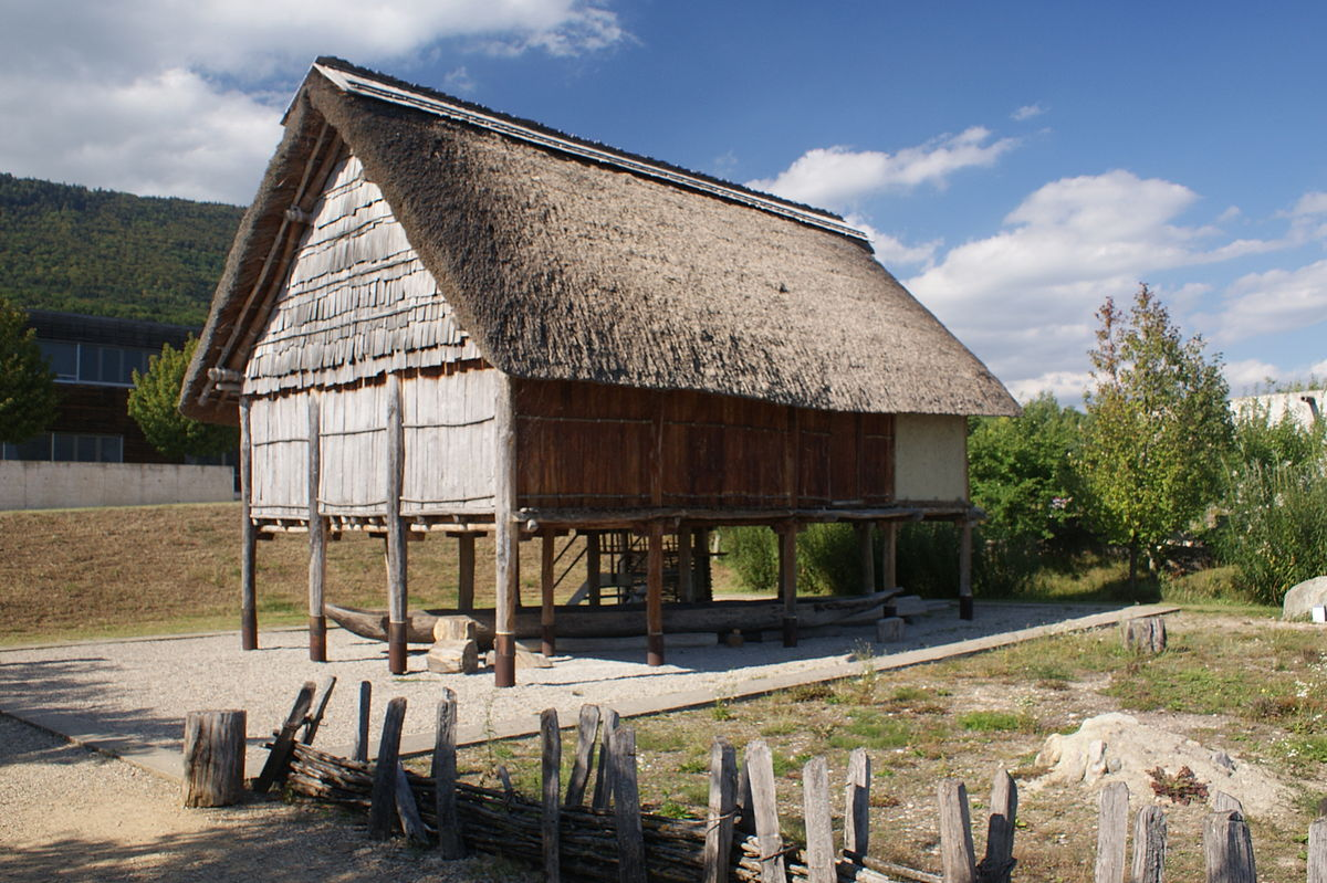 Sites Palafittiques Pr U00e9historiques Autour Des Alpes