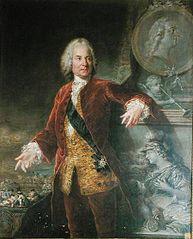 Portrait of Germain Pichault de La Martinière