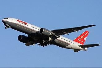 Lauda Air - Lauda Air Boeing 777-200ER