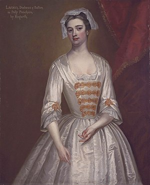 English: Lavinia Fenton, later Duchess of Bolt...