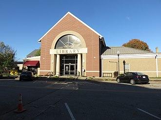 Lawrenceburg, Indiana - Lawrenceburg Public Library