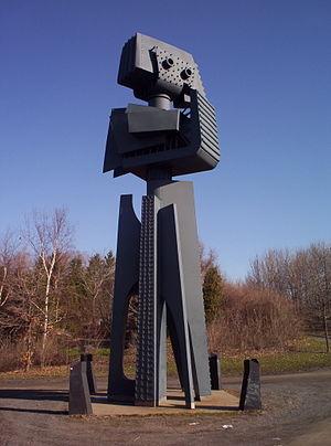 Parc Jean-Drapeau - Image: Le Phare du Cosmos