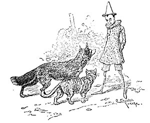 The Adventures of Pinocchio - The Fox and the Cat