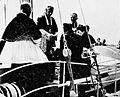 Le baptême du canot de sauvetage Amiral-Rigault-de-Genouilly (1938).jpg