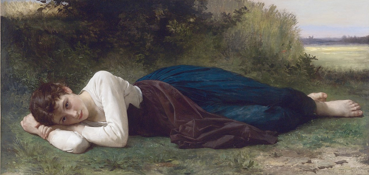 Le repos, by William-Adolphe Bouguereau.jpg